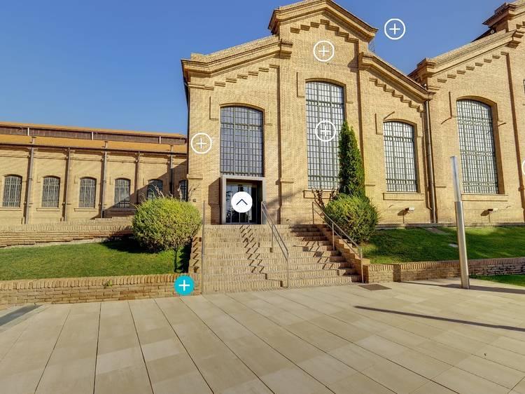 El Museo desde la pantalla
