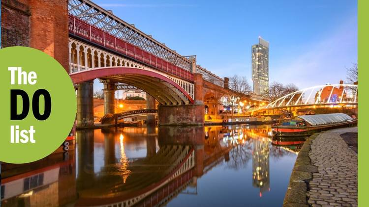 The 22 best things to do in Manchester