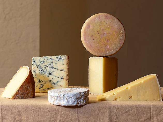 La ruta para amantes del queso