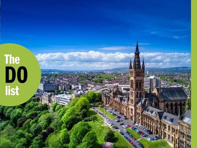 Glasgow Do List