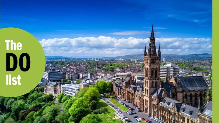 The 23 best things to do in Glasgow