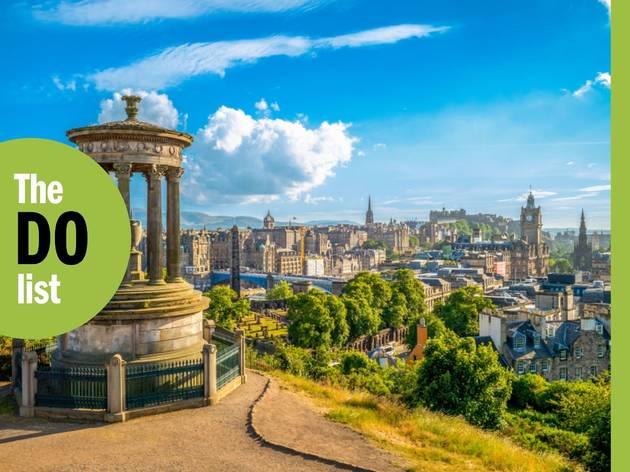 Edinburgh Do List
