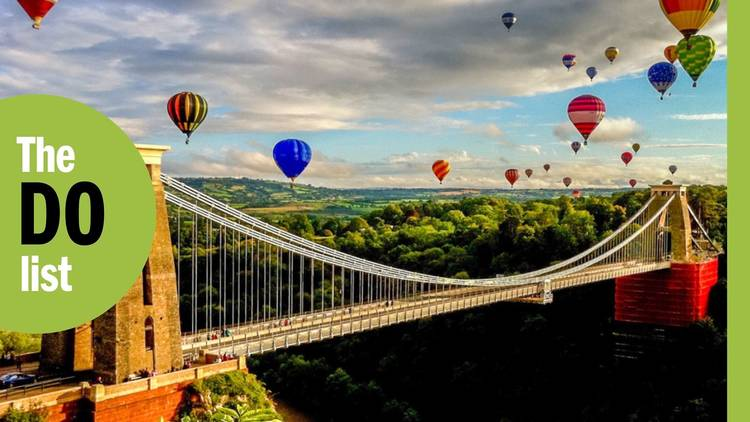 The 20 best things to do in Bristol