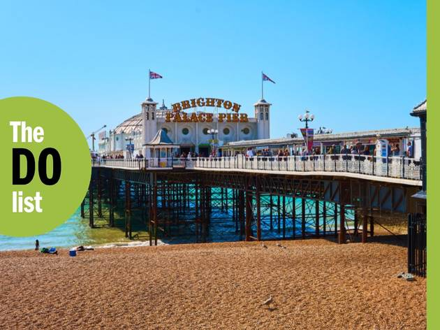 Brighton Do List