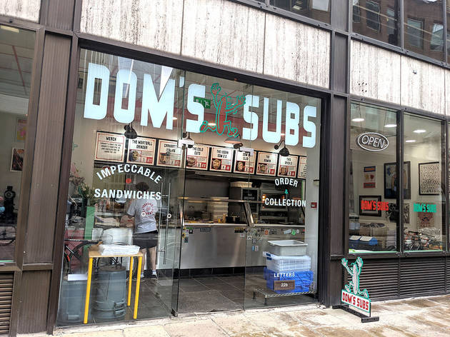 Dom's Subs