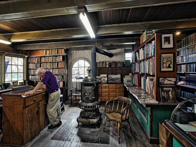 Baldwin's Book Barn, Pennsylvania