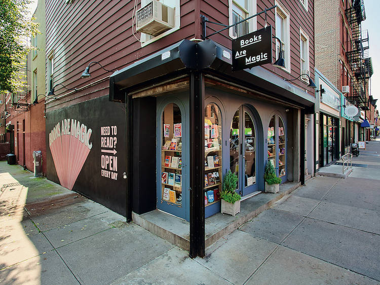 Books Are Magic, New York