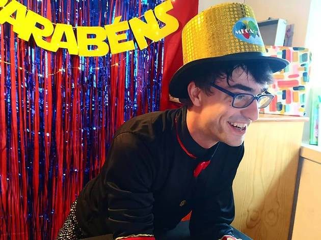 festas de aniversário virtuais