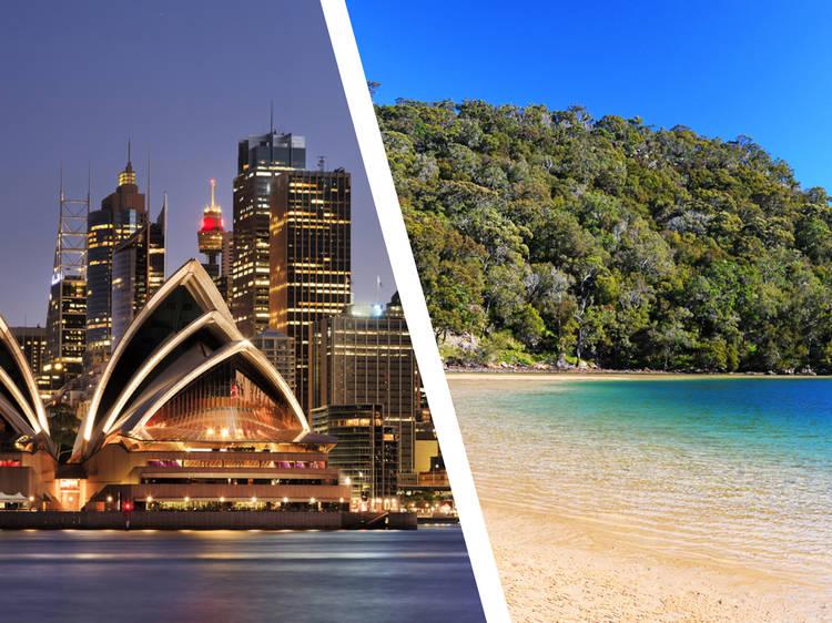 Sydney... and Ku-Ring-Gai Chase