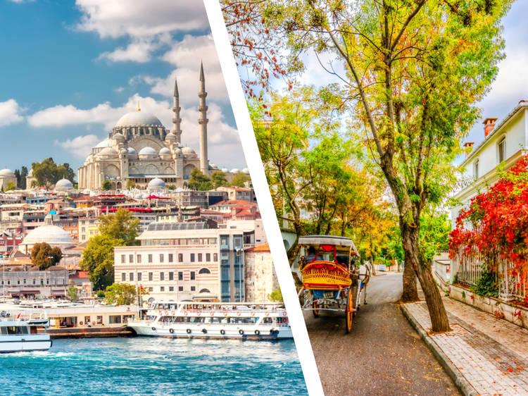 Istanbul... and Büyükada