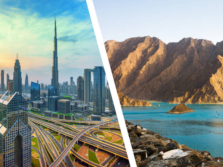 Dubai... and Hatta