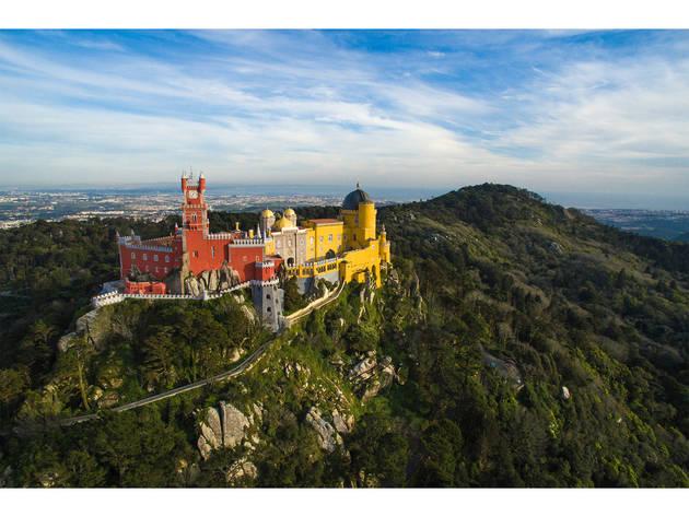 Tour: Excursão de meio dia Sintra & Cascais