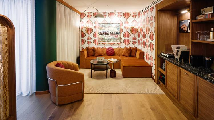 Ovolo South Yarra room