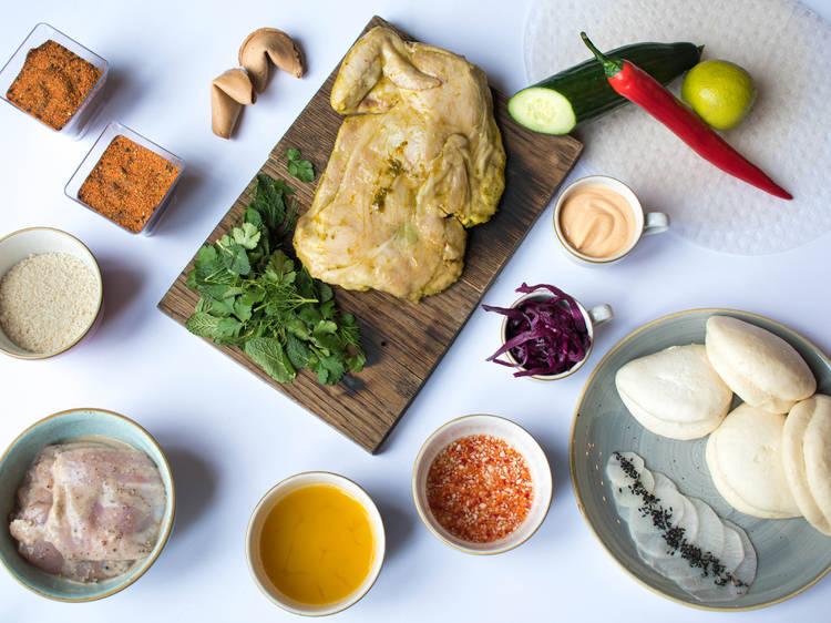 Yuu Kitchen, Chicken Chicken box