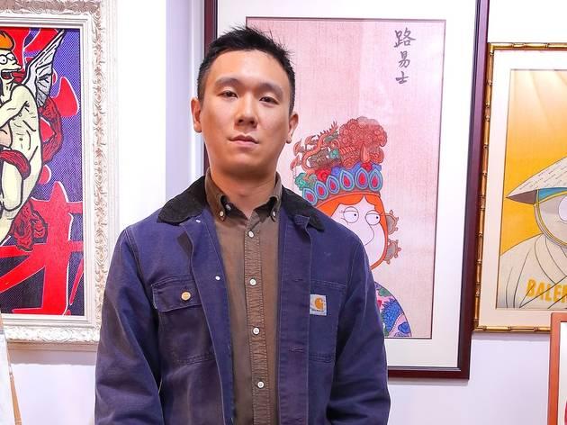 HK Profile: Former drug addict and colourblind artist Ernest Chang