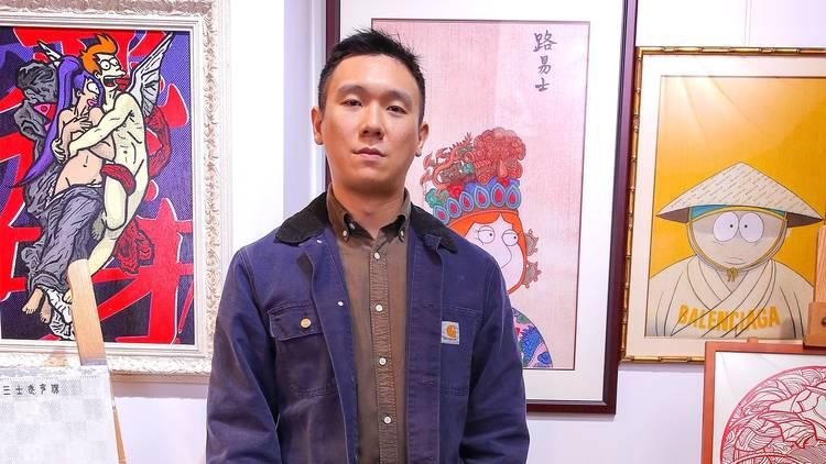 HK Profile: Ernest Chang @ Bling Dynasty