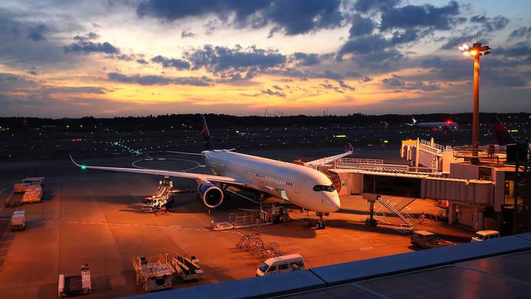 Photo: Bazta/DreamstimeStock image of Narita Airport