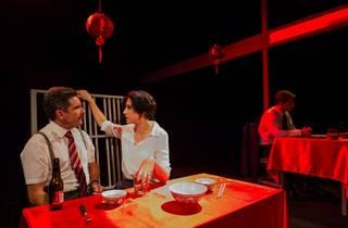 Glengarry Glen Ross, New Theatre 2021