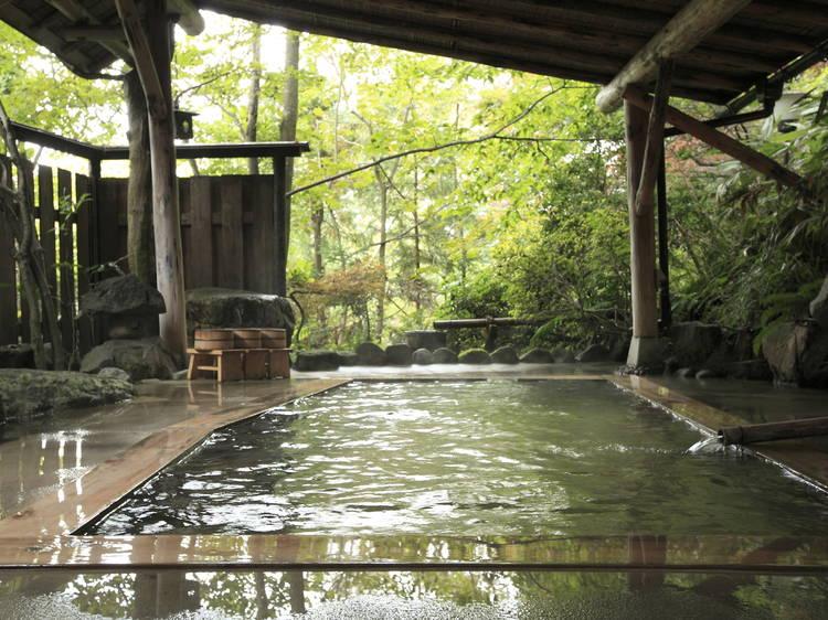 宮城県 鳴子温泉