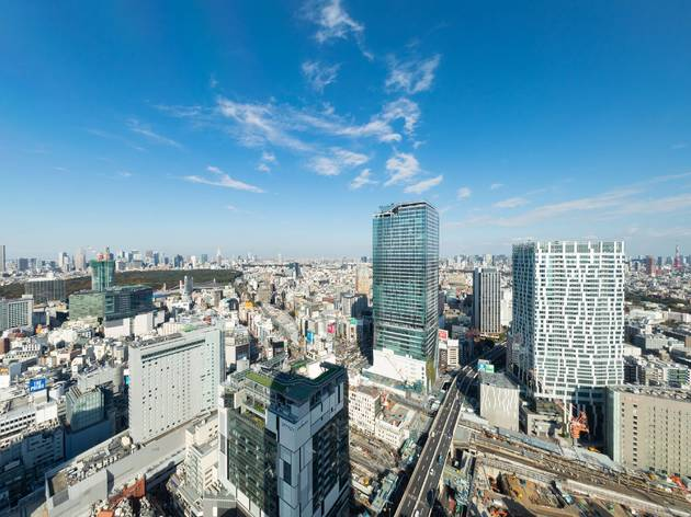 Shibuya Tokyu Hotels