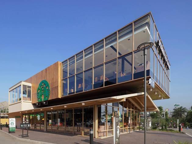 Starbucks Coffee at Food Villa
