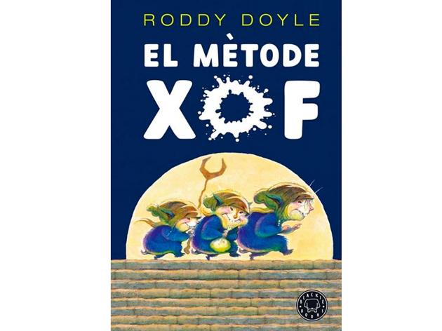 Llibre infantil El Mètode Xof, de Roddy Doyle