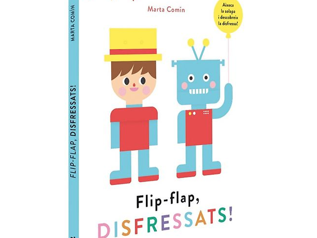 Flip-flap! Disfressats