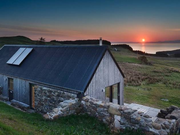 The best Airbnbs in the Scottish Highlands
