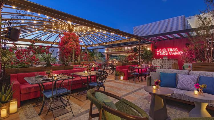 Serena restaurant