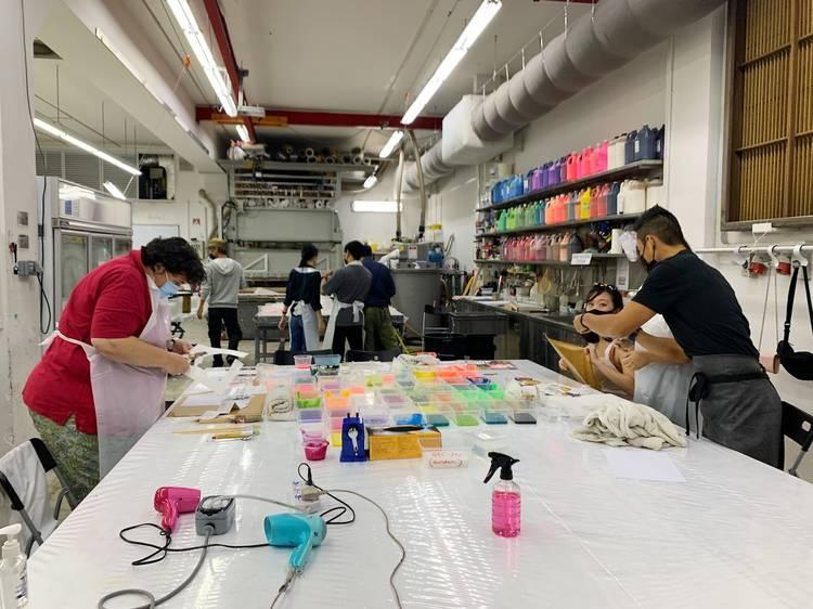 STPI Creative Workshop and Gallery