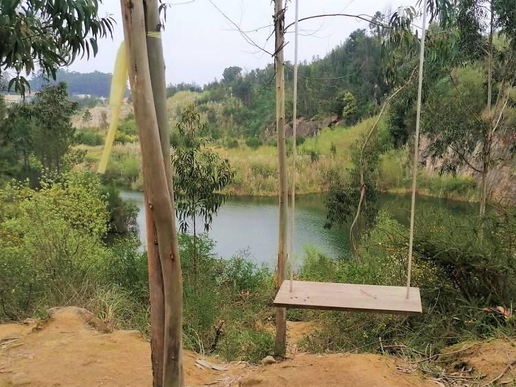 Baloiço de Canelas (Vila Nova de Gaia)