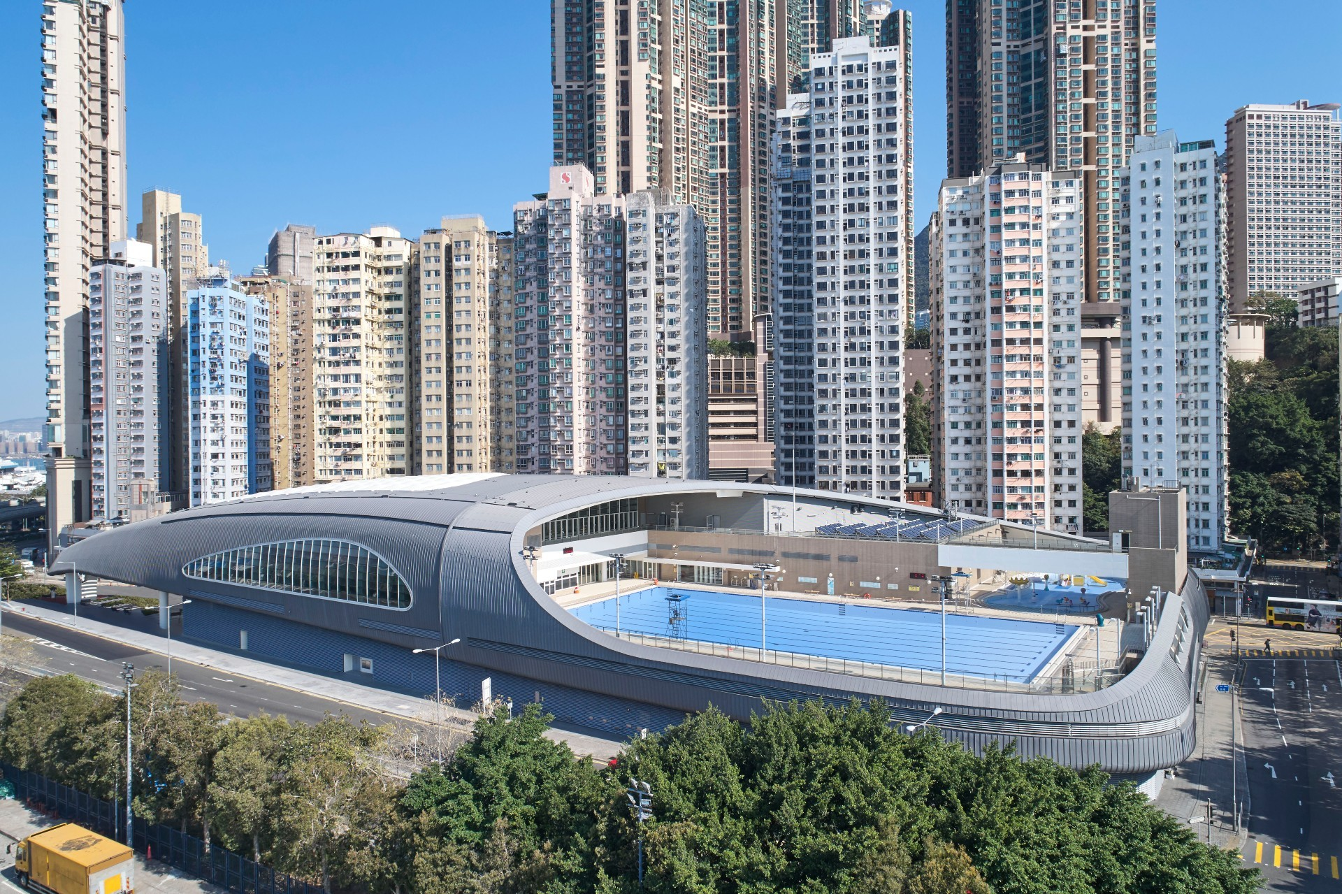 Kennedy Town Swimming Pool