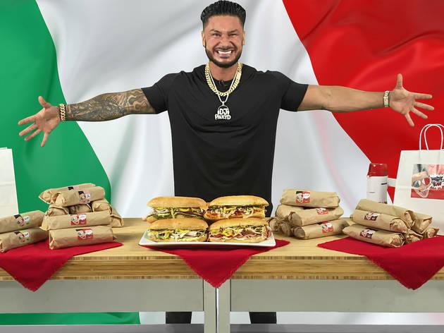 Pauly D's Italian Subs