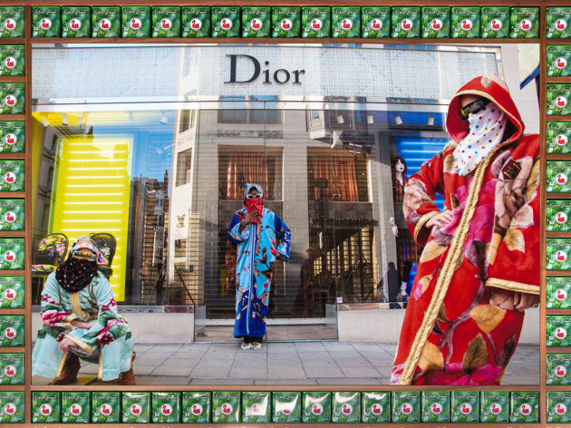 Dior Vogue The Arab Issue series Hassan Hajjaj