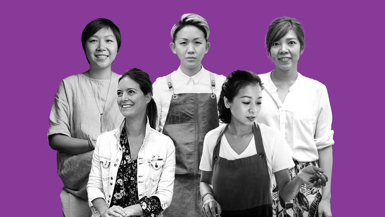 International Women's Day 2021 feature on women leading the way