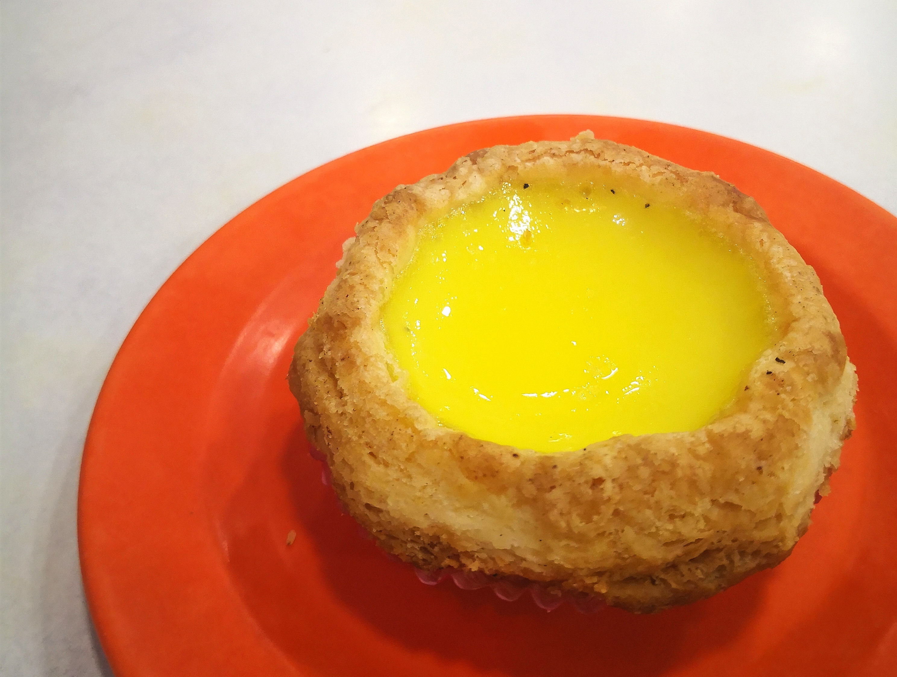 Egg Tart 新華茶餐廳