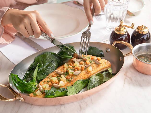 Brasserie Palmier