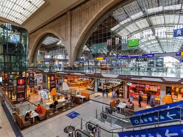 Leipzig railway station
