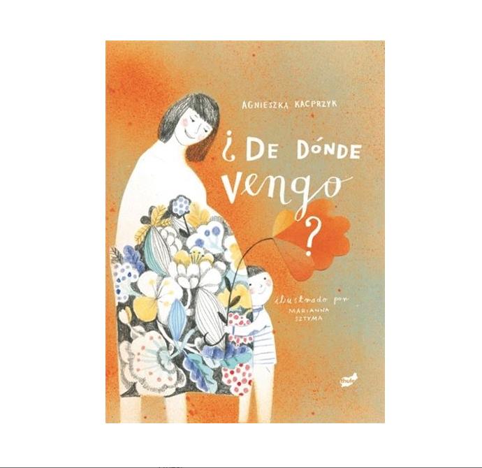 Libro infantil ¿De dónde vengo?