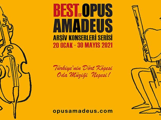 Best Of Opus Amadeus Arşiv Konserleri Serisi