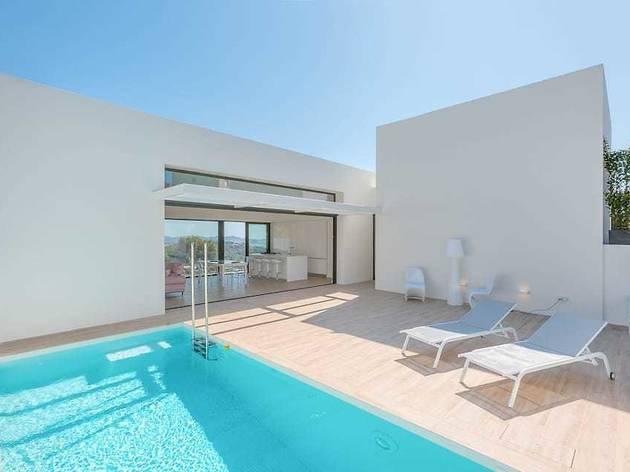 Airbnb, Top 10, piscina, Catalunya
