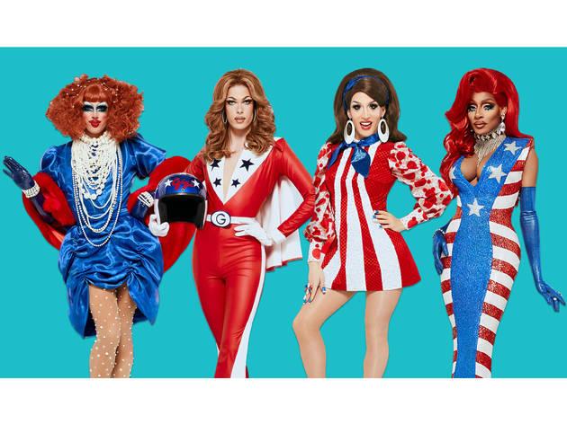 Televisão, Concurso, RuPaul's Drag Race