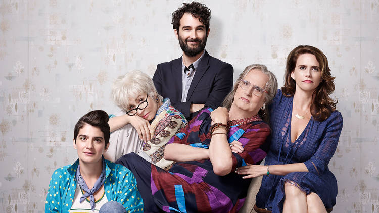 Televisão, Séries, Comédia, Drama, Transparent (2014-2019)