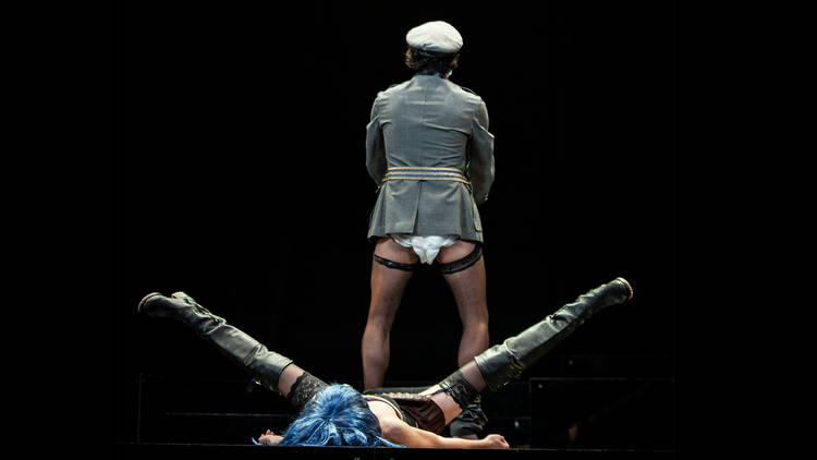 Palco, Teatro, TNSJ, O Balcão, Jean Genet