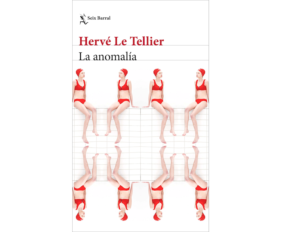 'La anomalía', Hervé Le Tellier