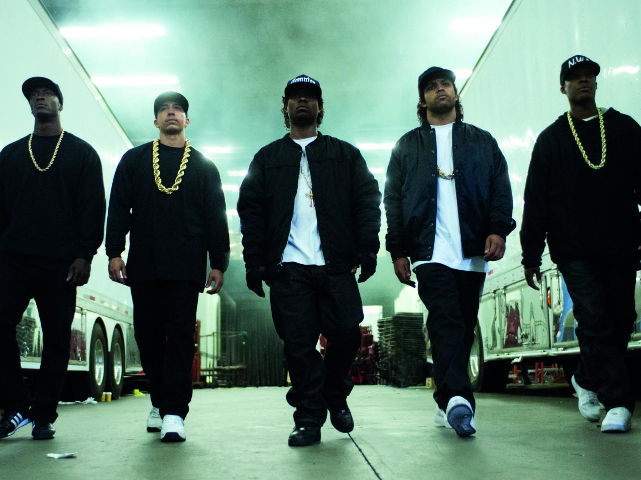 Straight Outta Compton llega a Netflix