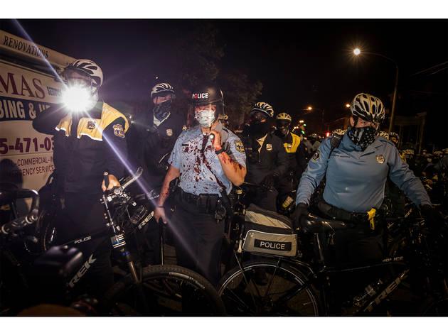 América: Retrato de um país em chamas