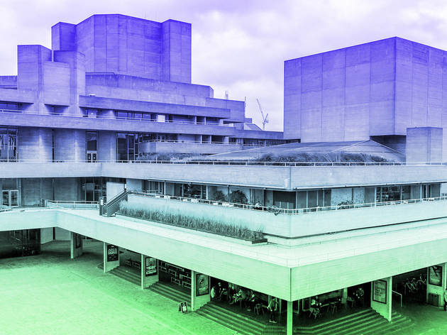 The National Theatre is back on stage, with Michael Sheen and Headlong
