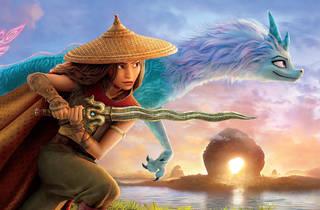Disney, 'Raya y el último dragón'