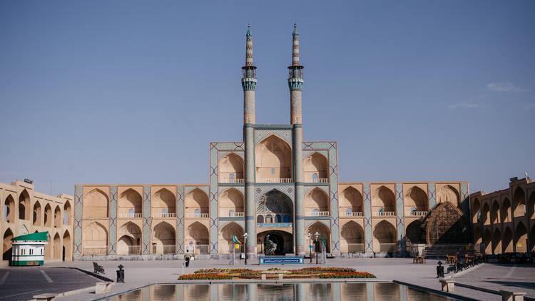 The Amir Chakhmaq Complex, Yazd